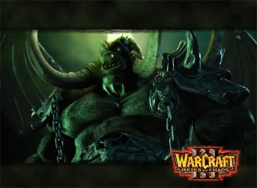 Warcraft 3: Reign Of Chaos Cover