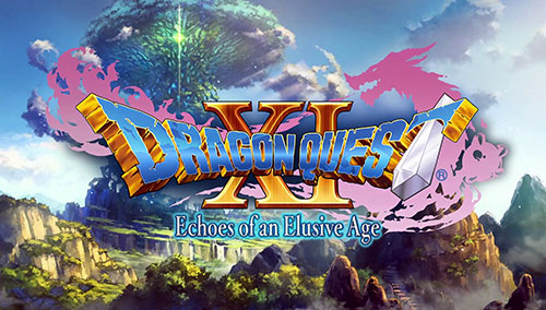 DRAGON QUEST XI - Echoes Of An Elusive Age
