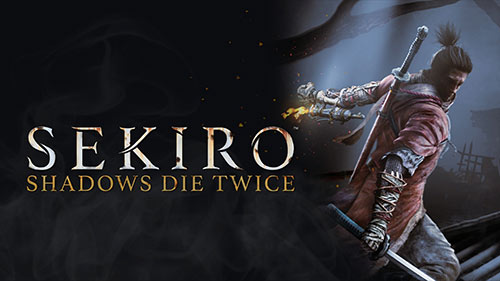Sekiro: Shadows Die Twice Game Cover