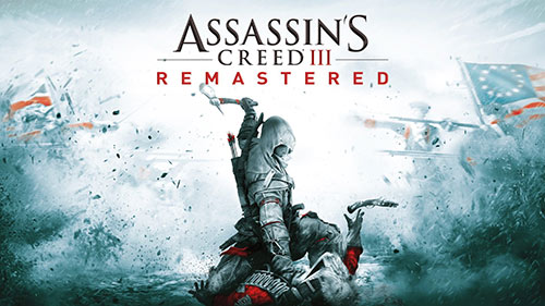 Assassin's Creed 3 - Remastered Game Cover