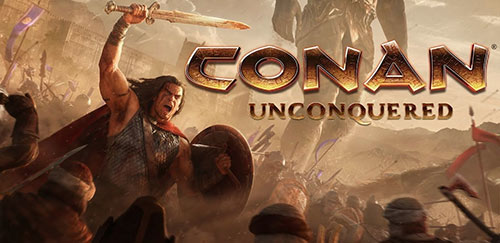 Conan Unconquered Game Cover