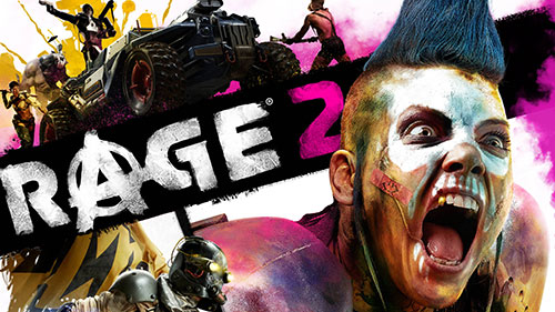 Rage 2 Game Cover