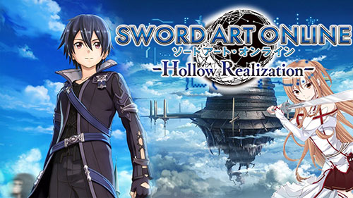 Sword Art Online: Hollow Realization Game Cover