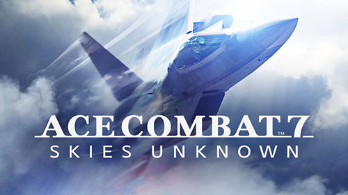 Ace Combat 7: Skies Unknown Game Cover