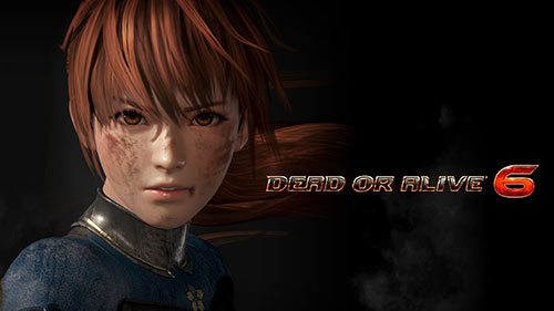 Dead Or Alive 6 Game Cover
