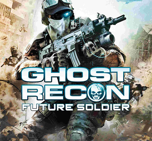 Ghost Recon Future Soldier Game Cover