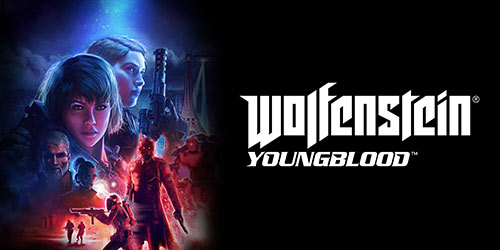 Wolfenstein: Youngblood Game Cover