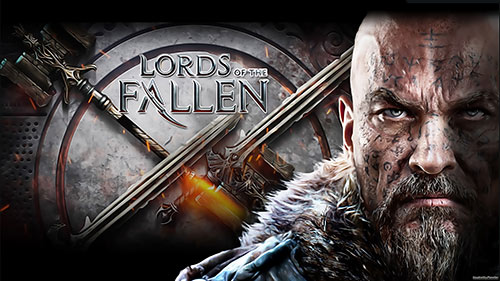 Lords Of The Fallen Game Cover