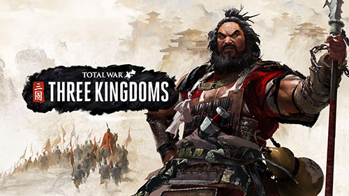 Total War: Three Kingdoms Game Cover