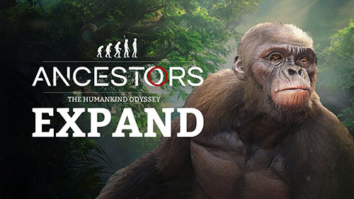 Ancestors: The Humankind Odyssey Game Cover