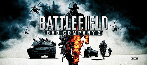 Battlefield Bad Company 2 Game Cover