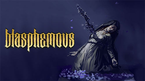 Blasphemous Game Cover