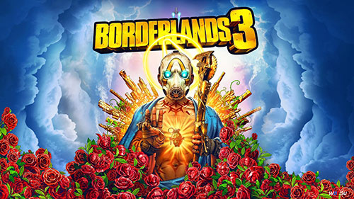 Borderlands 3 Game Cover