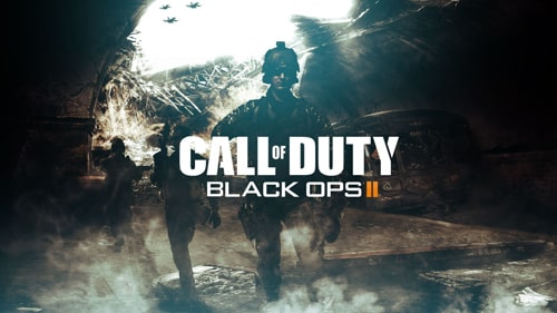Call Of Duty: Black Ops 2 Game Cover