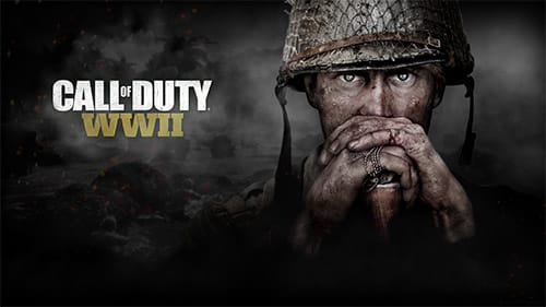 Call Of Duty: WWII Game Cover
