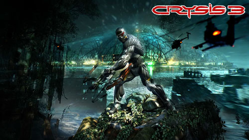 Crysis 3 Game Cover