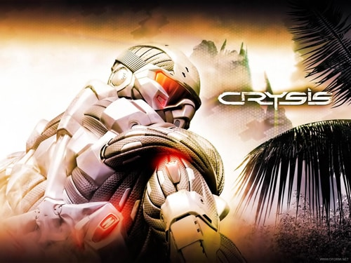 Crysis Game Cover