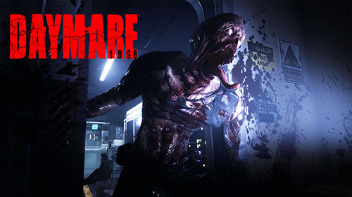 Daymare: 1998 Game Cover