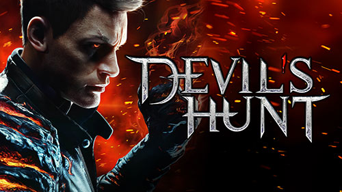 Devil's Hunt Game Cover