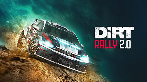 DiRT Rally 2.0 Game Cover