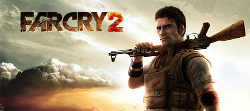 Far Cry 2 Game Cover