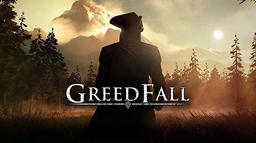 GreedFall Game Cover