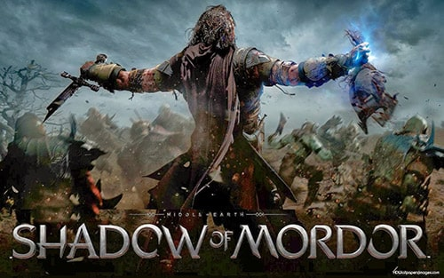 Middle-earth: Shadow Of Mordor Game Cover
