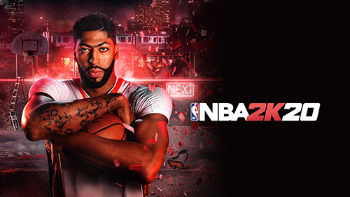2K20 Game Cover