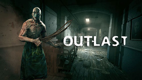 Outlast Game Cover
