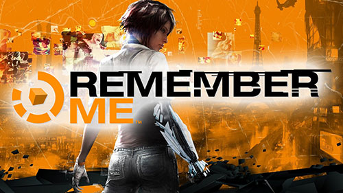 Remember Me Game Cover