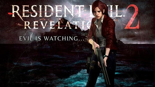 Resident Evil: Revelations 2 Episodes 1-4 Game Cover