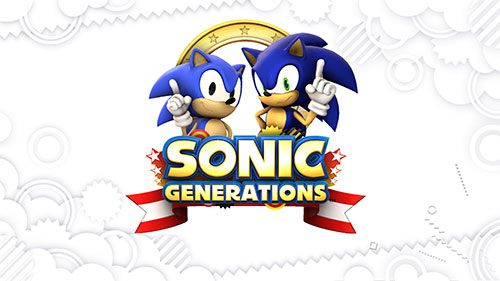 Sonic Generations Game Cover