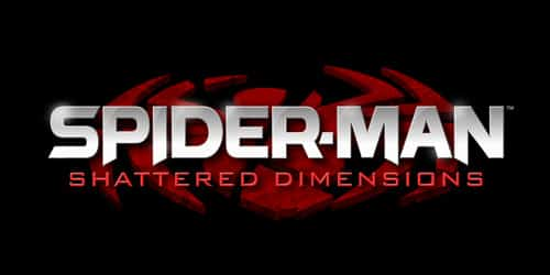Spider-Man Shattered Dimensions Game Cover