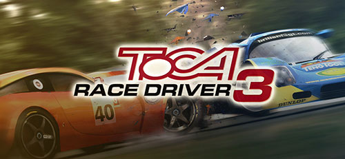 ToCA Race Driver 3 Game Cover