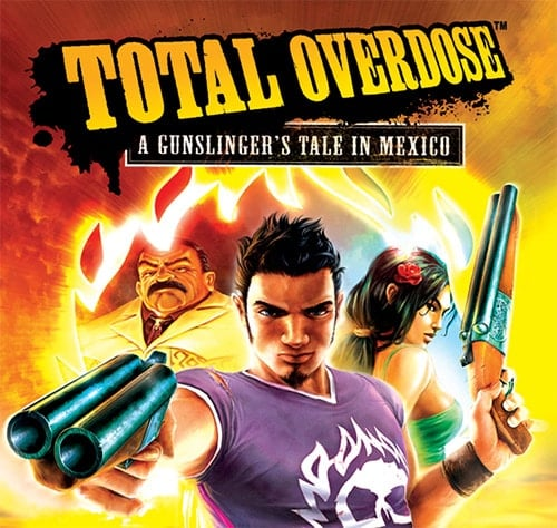 Total Overdose Game Cover