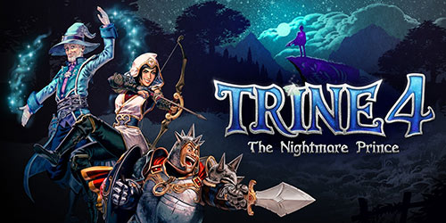 Trine 4: The Nightmare Prince Game Cover