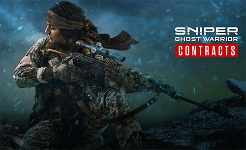 Sniper: Ghost Warrior Contracts Game Cover