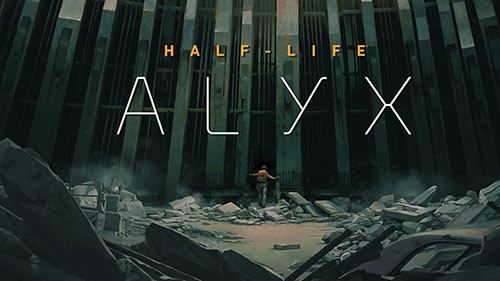 Half-Life: Alyx Game Cover