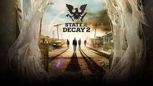 State Of Decay 2 Game Cover