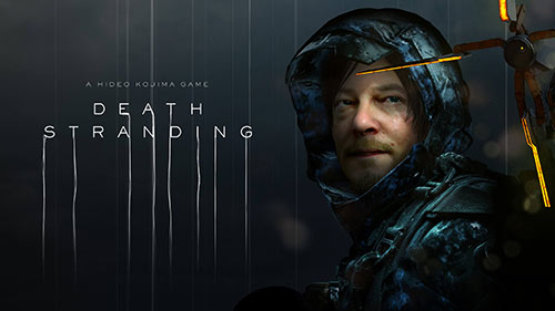 Death Stranding Game Cover