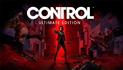 Control Ultimate Edition Game Cover