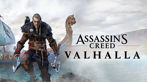Assassin's Creed: Valhalla Game Cover